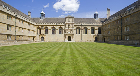 Balliol College in Oxford