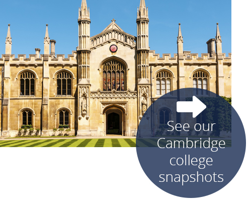 Cambridge College Snapshots Button
