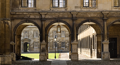 Peterhouse, a college of Cambridge University