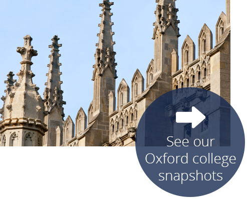 Oxford College snapshots button