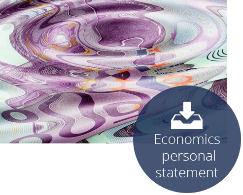 Economics personal statement 2