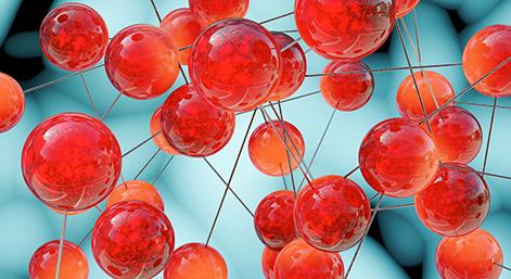 Molecule - 3D Render