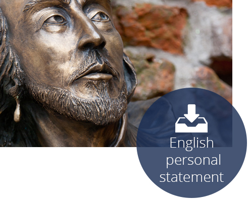 English personal statement