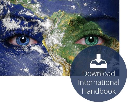 International Applicant Handbook