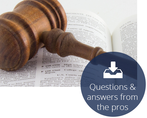 Law - model questions and answers
