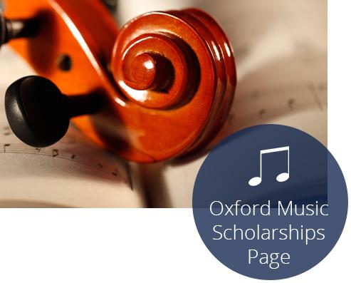 Oxford Music Scholarships