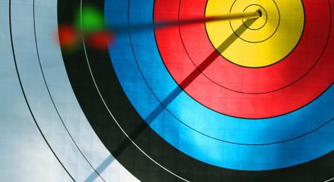 Bulls eye (archery)