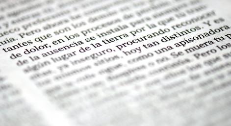 COLUMNA DE UN PERIÓDICO, MONÓLOGO, ARTÍCULO
