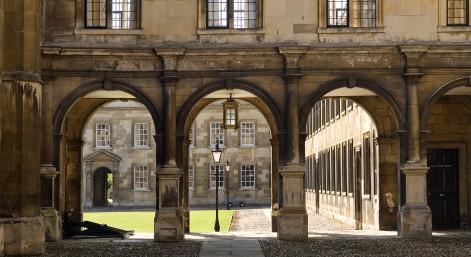 Peterhouse, a college of Cambridge University