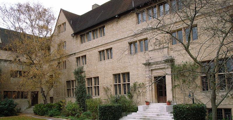 Campion Hall