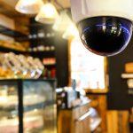 Closed-circuit television, Security CCTV camera