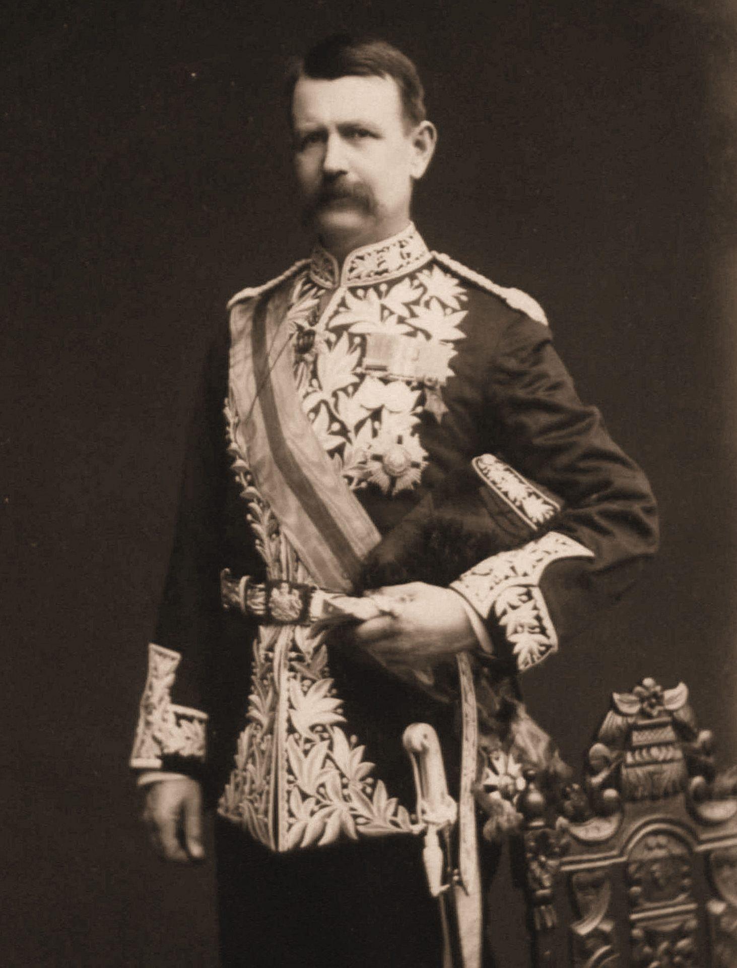 Sir Charles Warren