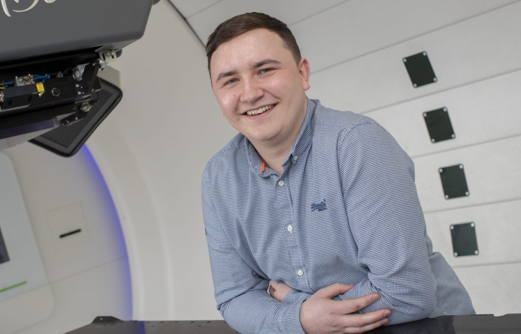 Welsh NHS patient praises arrival of proton beam therapy in the UK