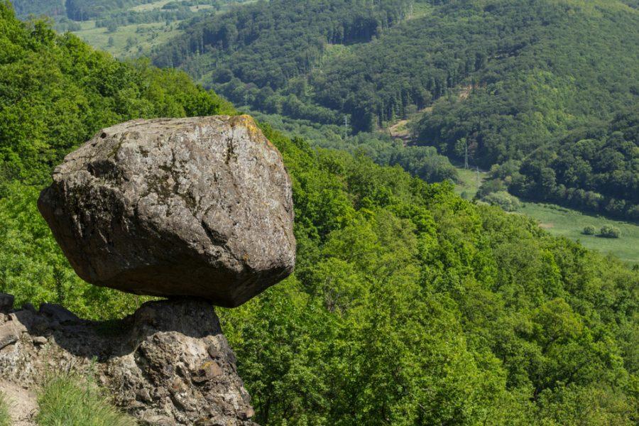 Skalný hríb - Čertova skala