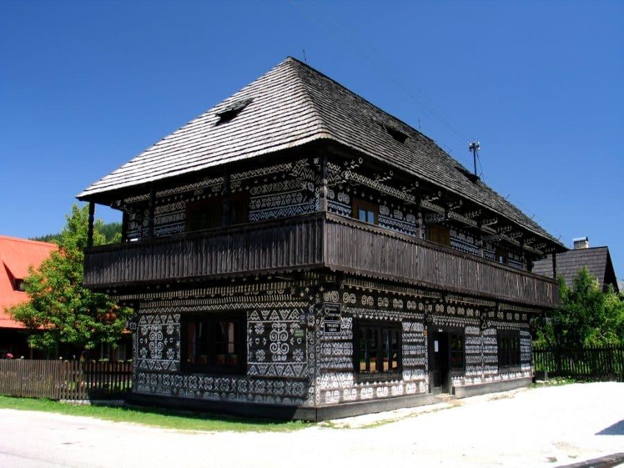 Radenov dom Čičmany