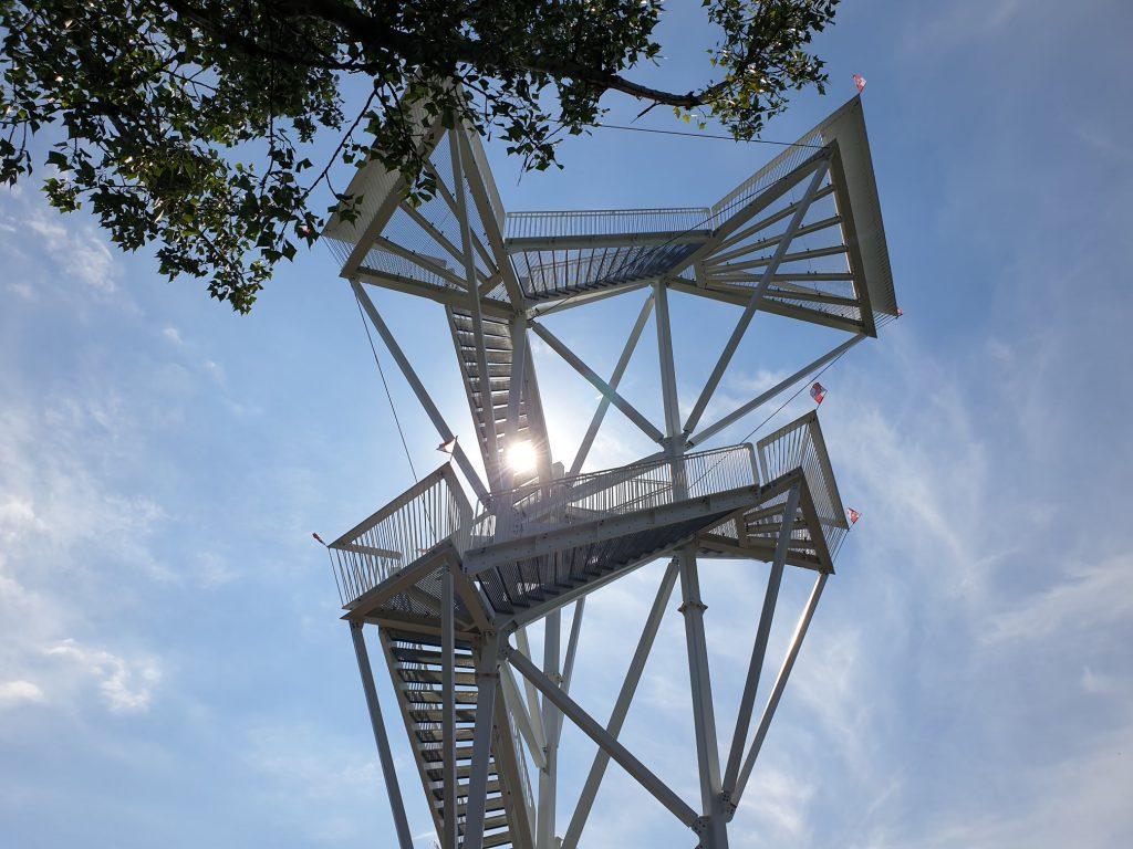 Vyhliadková veža Devínska Kobyla