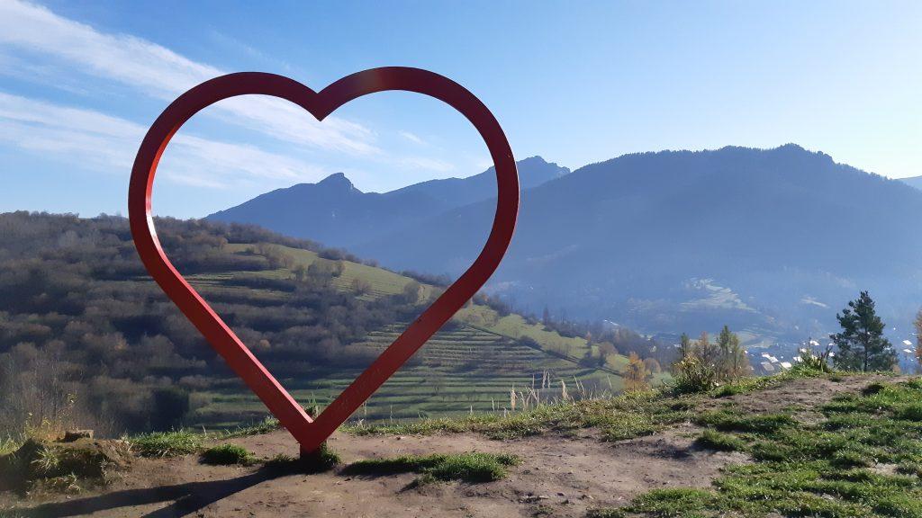 Rozhľadňa Terchovské Srdce