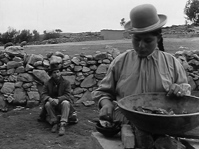 Ukamau (Jorge Sanjinés, 1966)
