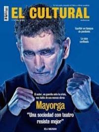 Juan Mayorga, entrevistado para la edición impresa de «El Cultural»