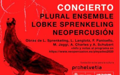 Concierto Plural Ensemble en Centro Cultural Galileo
