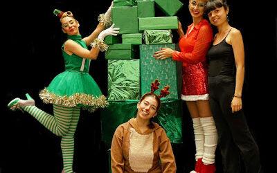 """Esther Berzal y la compañía H el Arte reivindican un nuevo espíritu navideño en """"Cerrado por Navidad"""""""
