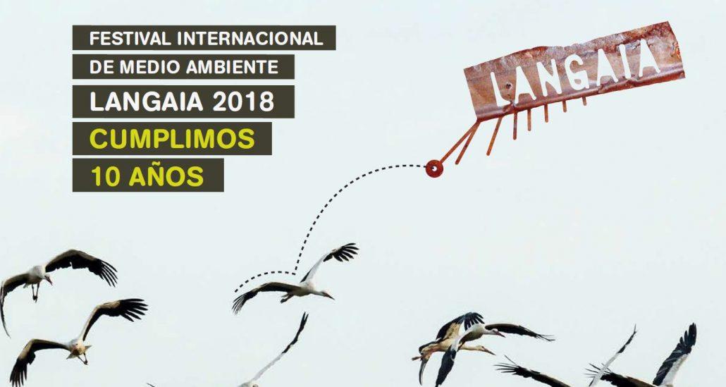 Festival Internacional de Medio Ambiente Langaia 2018