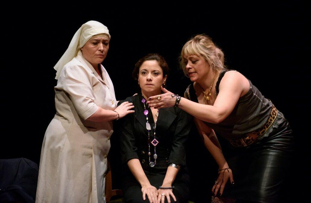 «Clamor de Clitemnestra» escrita y dirigida por Luis Quinteros podrá verse el Teatro El umbral de Primavera