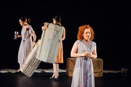 Aranza Coello tiene función de «La batalla», su proyecto de la 1ª ed. del Máster, el 15 de julio, 19h., en el Teatro Guimerá de Santa Cruz de Tenerife