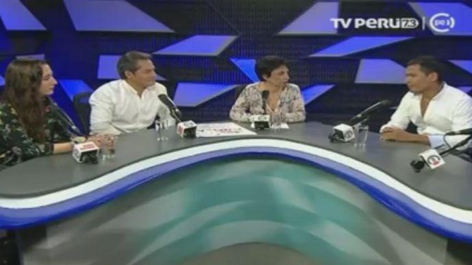 La Perra Chola en TV Perú Noticias