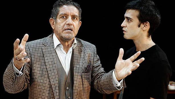 """El humor y el cinismo de Pedro Casablanc en """"Yo, Feuerbach"""""""