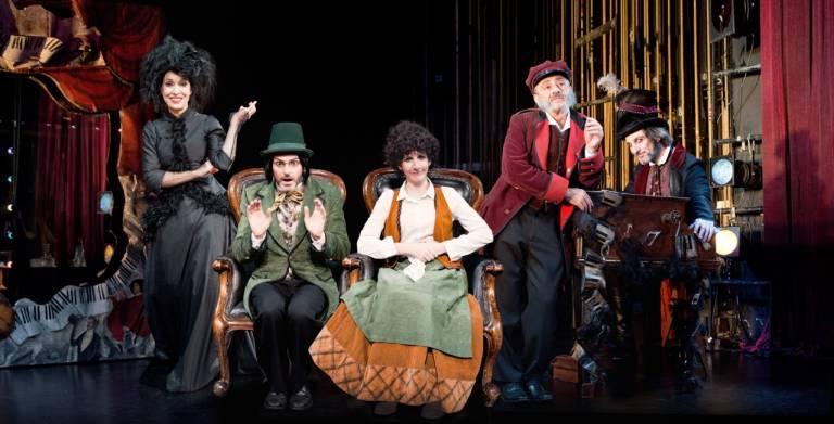 Carles Alfaro, el teatro como servicio público