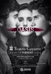 «Oasis», de Ana Artajo en el Teatro Gayarre de Pamplona