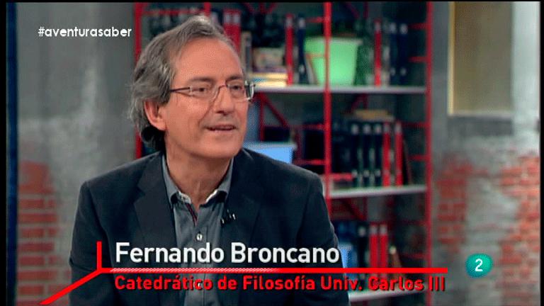 """Fernando Broncano y la función de la filosofía en """"La aventura del saber"""""""