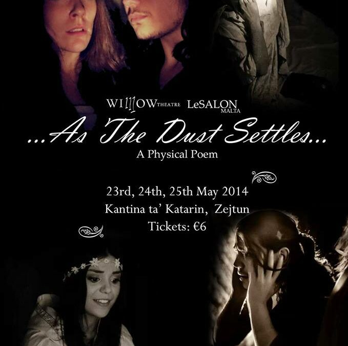 As the dust settles – interview with Alba Florian Viton who plays Teresa [ENG]