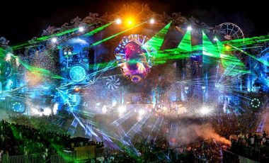 escort tomorrowland