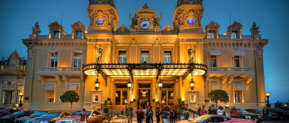 Monaco escort casino