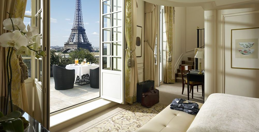 Top hotels in Paris