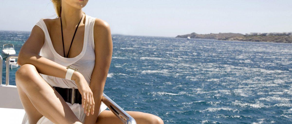 Yacht escorts: yachting escorts