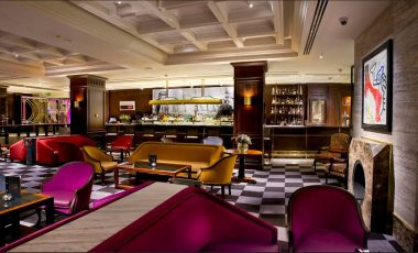 luxury lounge bar London