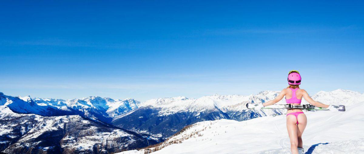escort ski trip