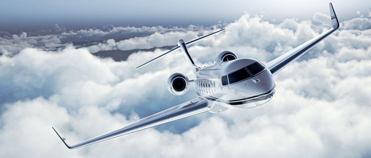 Private jet escort