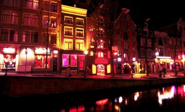 adult entertainment Amsterdam