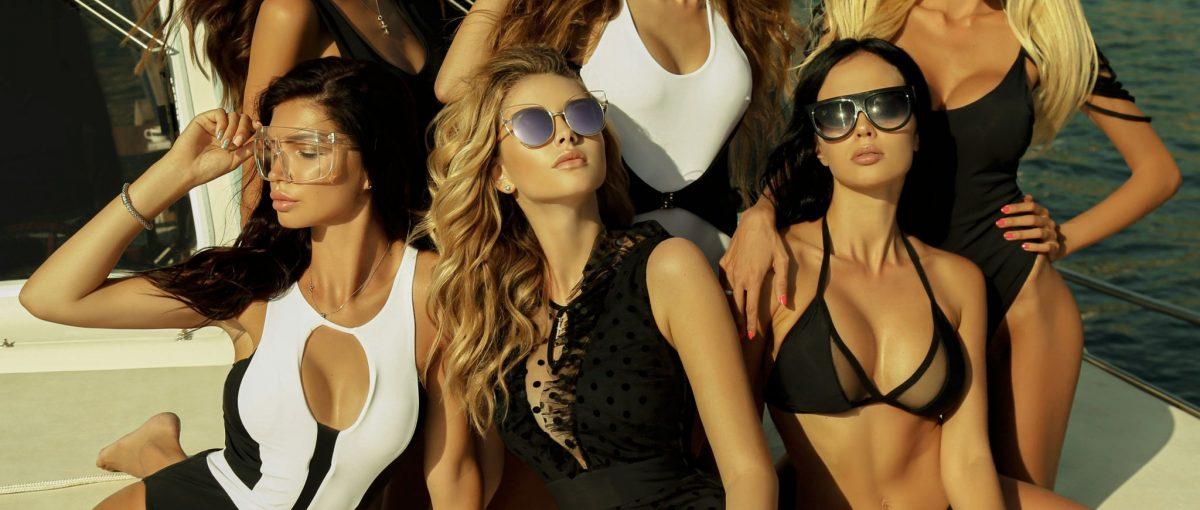 yacht girls
