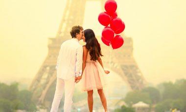 Weekend with travel escort in Paris