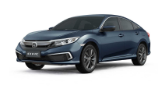 Honda Civic EX 2.0 CVT 2021
