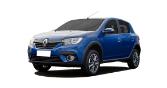 Renault Sandero Life 1.0 MT 2021