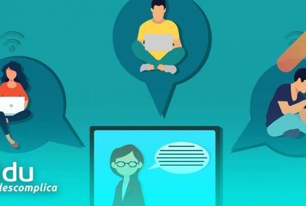 organizar a casa para aulas online