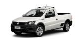 Volkswagen Saveiro Robust Cabine Simples 2021
