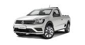 Volkswagen Saveiro Trendline Cabine Simples 2021