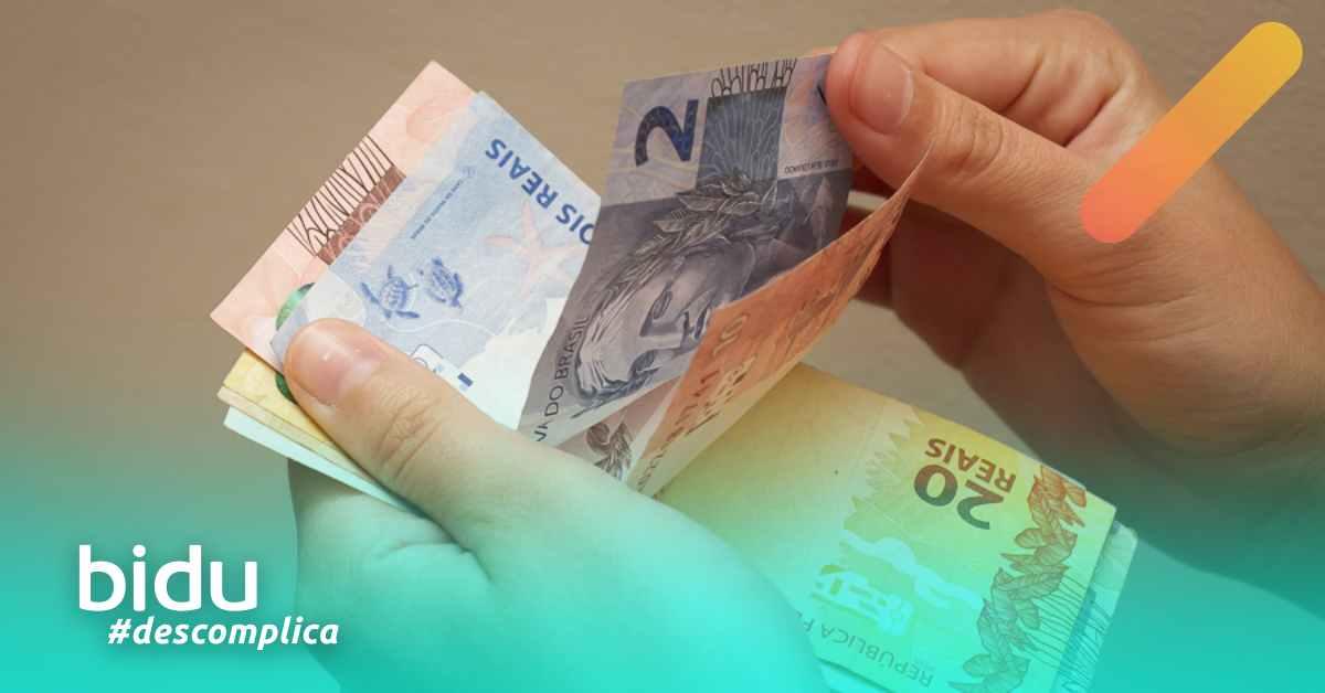 empréstimo de banco ou financeira
